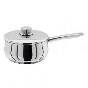 Stellar 1000 Stainless Steel Saucepan - Available in 14cm, 16cm, 18cm and 20cm