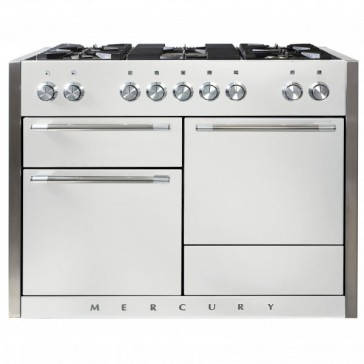 Mercury 1200 Dual Fuel Range Cooker