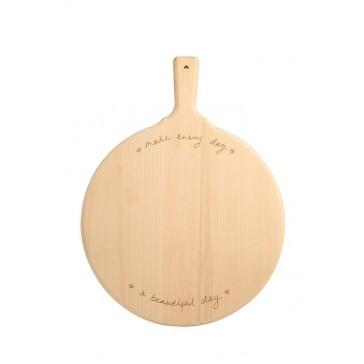 Beautiful day - Beech wood chopping board