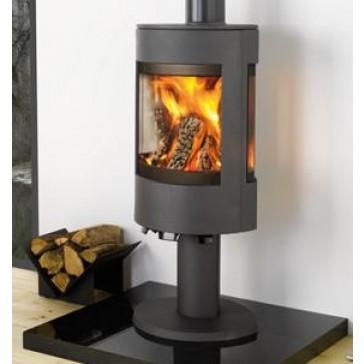 Dovre Astroline 3 Woodburning with Pedestal