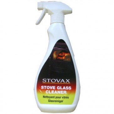 Stovax Stove Glass Cleaner Spary 500 ml