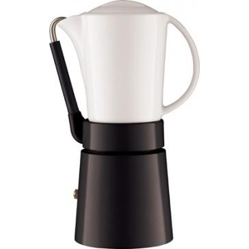 Aerolatte Cafe Porcellana black