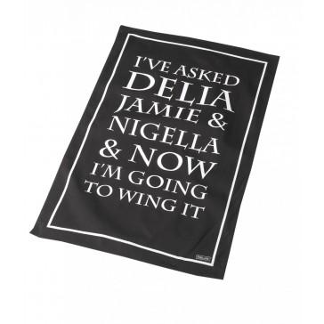 Delia Tea Towel