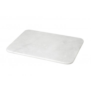 White Marble Pastry Board