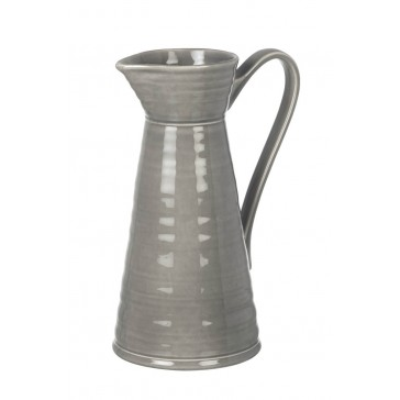 Colne Pitcher in Gray