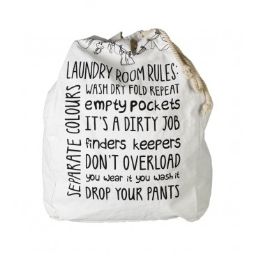 Laundry Bag Rules