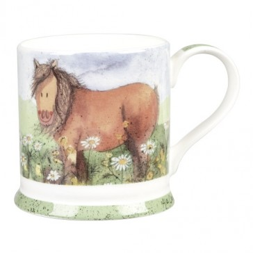 Meadow Pony Alex Clark Mug