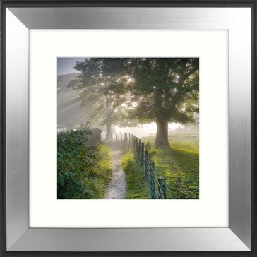 Morning Dawn 1 Framed Picture Print by Mike Shepherd