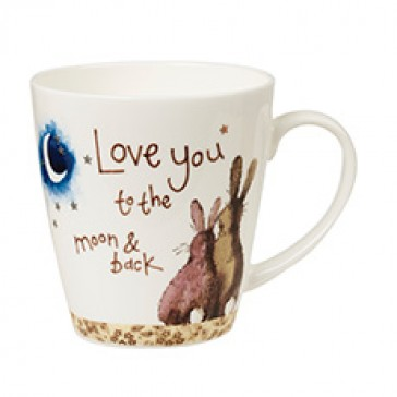 Alex Clark Love You To The Moon And Back Mug