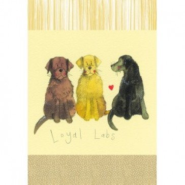 Alex Clark Loyal Labs Tea Towel