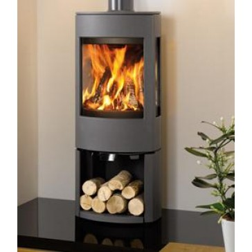 Dovre Astroline 4 Woodburning with Woodstore