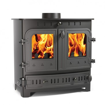 Villager Bayswater Multi-fuel Stove
