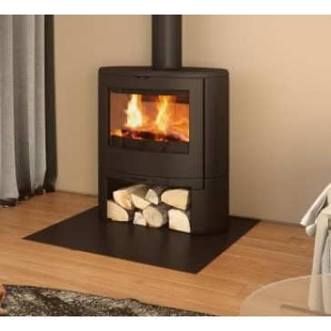 Dovre Bow Stove on Legs