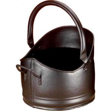 All Black Rowton Coal Bucket