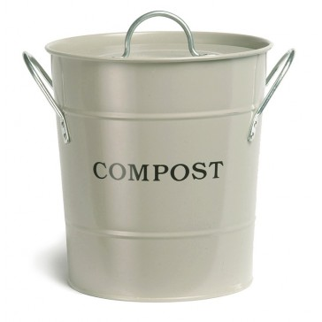 Garden trading Compost bucket - Clay