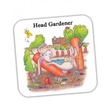 Head Gardener Coaster