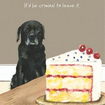 The Little Dog - Criminal Notepad
