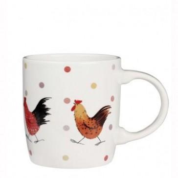 Rooster Dream Shaped Mug