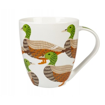 Ducks Fine China Mug
