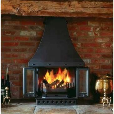 Dovre 2000 fireplace