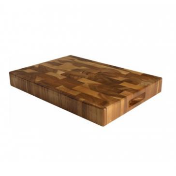 Tuscany End grain chopping board - 450mm x 300mm x 40mm
