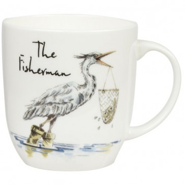 The Fisherman Mug