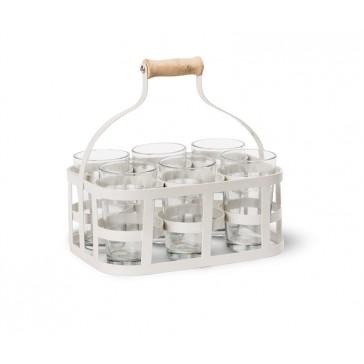 Garden Trading Glass Carrier