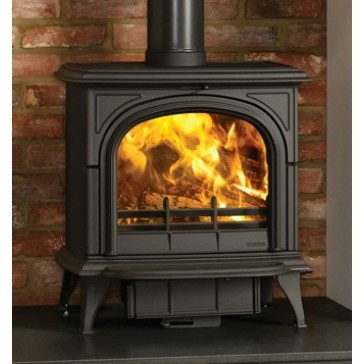 Stovax Huntingdon 40 Stove Clear Door