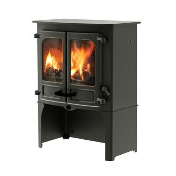 Charnwood Island 2 Stove in Almond