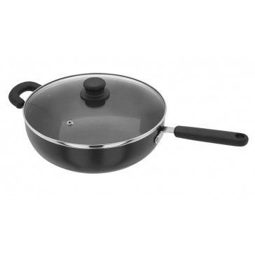 Judge Taurus Non-Stick Wok with Lid