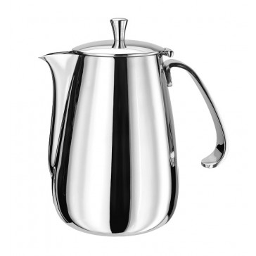 Tall Stainless Steel Teapot 750ml