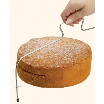 Cake Cutting Wire for Levelling or Splitting Cakes