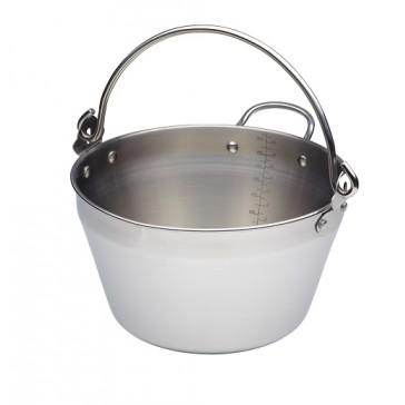 Stainless Steel Mini Maslin Pan