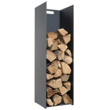 Stovax Black Log Holder