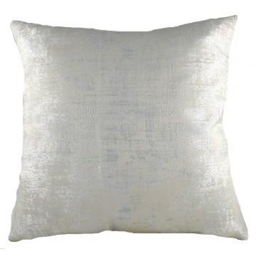 Silver Holywood Cushion - 43cm x 43cm