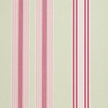 Lulu Stripe Sage PVC Table Cloth