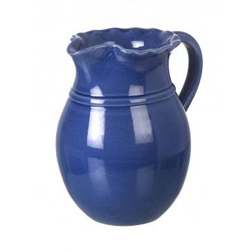 Miel dark blue pitcher jug - Parlane