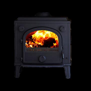 Morso 1630 Dove Stove (drilled for boiler)