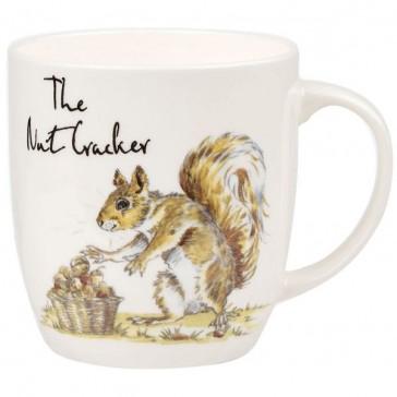 The Nut Cracker Mug