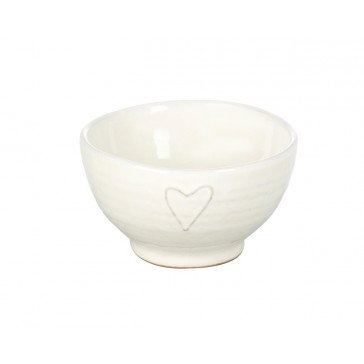 Parlane Cream Small Dipping Bowl