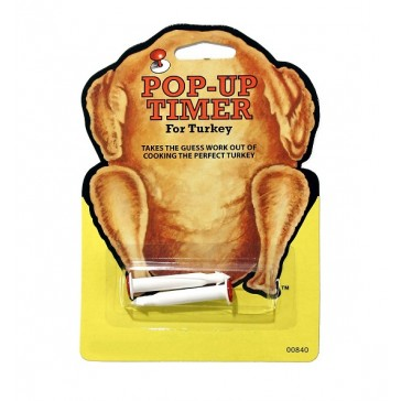 Turkey Pop Up Timer - Disposable