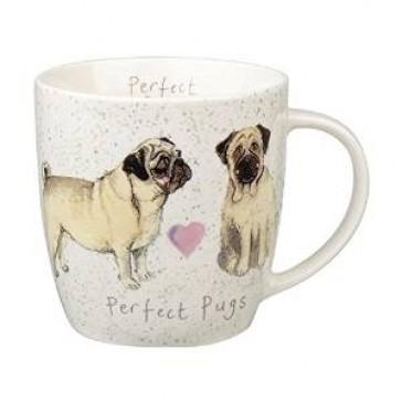 Perfect Pugs Mug