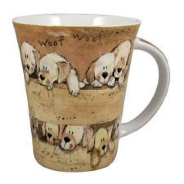 Puppies Mug