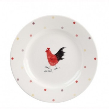 Alex Clark Rooster Side Plate