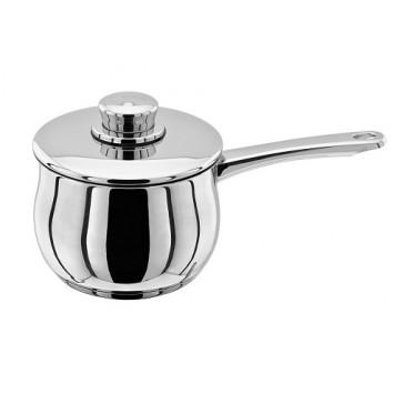 Stellar 1000 14cm Stainless steel Saucepan with lid