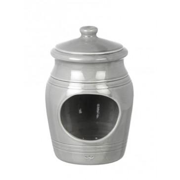 Miel Salt Pig in Grey