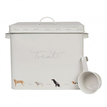 Woof! Pet Tin by Sophie Allport