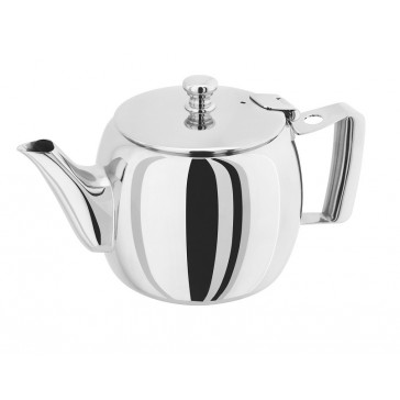 Stellar Stainless Steel Traditional Teapot