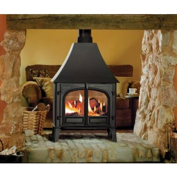 Stovax Stockton 8 double sided stove Canopy
