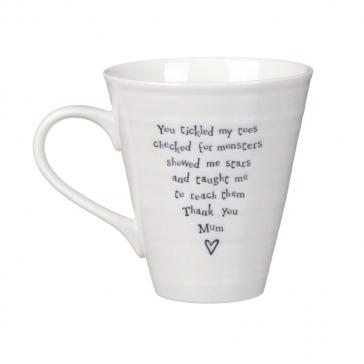 Thank you Mum Porcelain Mug